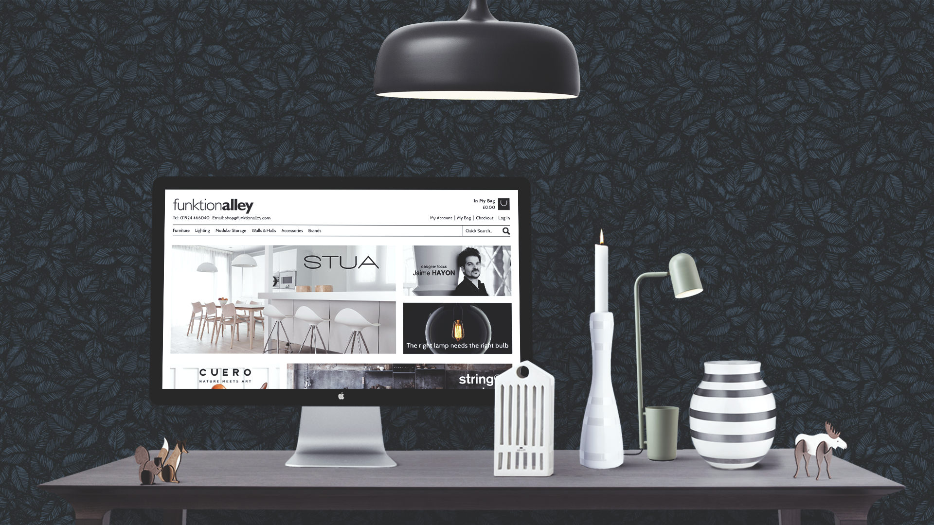 Funktionalley ecommerce website design