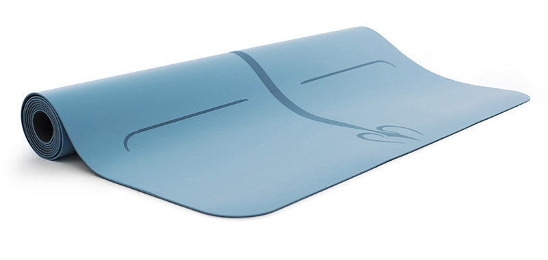 Liforme Yoga Mat in Blue